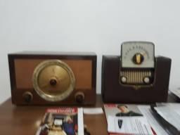Radios antigos zênite raríssimo