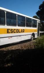 Ônibus urbano 1721 motor dianteiro - 1999