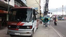 Micro ônibus 708E rodoviário 24 lugares 1988 - 1988