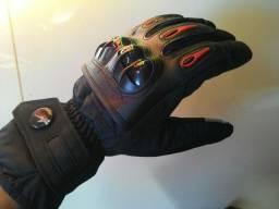 Luva Impermeável para Motociclistas para Frio e Chuva