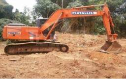 Escavadeira Fiatallis 2002