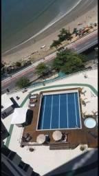 Flat 3 pessoas Balneário Camboriú c academia e piscina