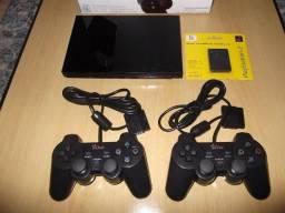 Playstation 2 (12× No Cartão) Loja Física