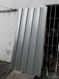 Chapa Painel Quadrado Galvanizado