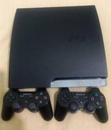 PS3 SLIM -Destravado - Funcionando Perfeitamente