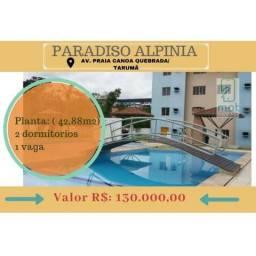 Condomínio alpínia 2 quartos 1º piso (pronto para financiar) comprar usado  Manaus