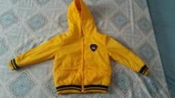 Jaqueta de frio infantil Masculino
