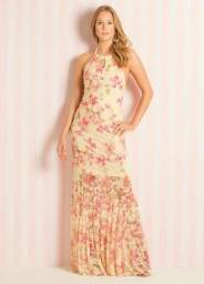 Lindo vestido de festa sereia (renda)