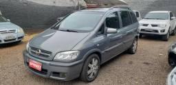 Gm - Chevrolet Zafira 2.0 Colletion 12/12 7 Lugares- Financio - 2012