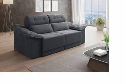 Sofa athenas retratil e reclinavel 3 lug zapp