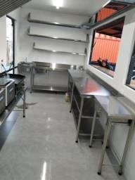 Fabricação de equipamentos inox sobre medida