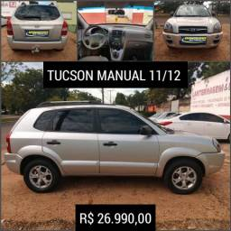 Hyundai Tucson manual 11/12 R$ 26.990,00 - 2012