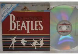 The Beatles - The Compleat Beatles - Laserdisc - LD - Japão