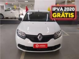 Renault Sandero 1.0 12v sce flex authentique manual - 2019
