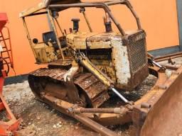 Trator esteira FIAT MODELO AD7 B
