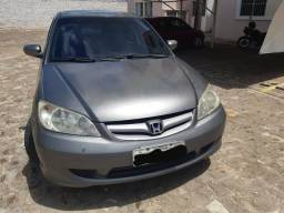 Honda Civic 2006 1.7 pra vender logo - 2006