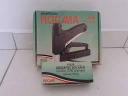 Grampeador Rocama Premium,Com 3.500 Grampos