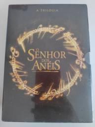 Coleção lacrada 3 dvds O Senhor Dos Anéis