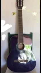Violão Memphis AC39 Roxo