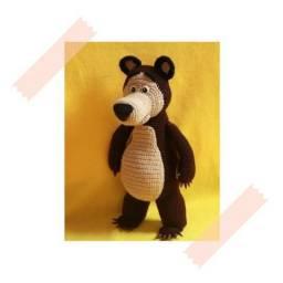 39+ Ideias de Amigurumi Masha E O Urso +Videos – Casa do Amigurumi   256x256