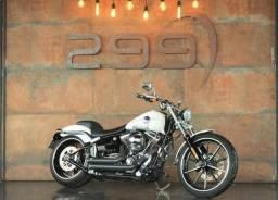Harley Softail Breakout - 2016 e Apenas 3.449kms!!!, usado comprar usado  Brasília