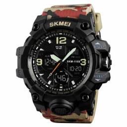 Relógio Masculino SKMEI S-shock Tático Camuflado A Prova D'água Mod 1155b ENTREGA GRÁTIS comprar usado  Recife