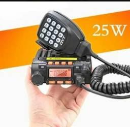 Kit Rádio Amador Dual Band Vhf Uhf Kt-8900 25watts C/ Antena peça pelo Zap comprar usado  Recife