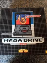 Mega Drive 16 bit