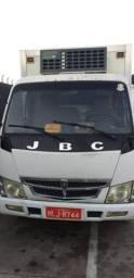 Caminhão Effa JBC 2012 Baú Refrigerado