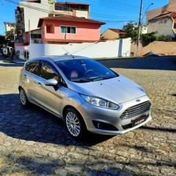 New Fiesta 1.6 Titanium 2014 Gnv Inj