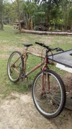 Vendo três bicicletas