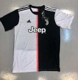 Camiseta Juventus Home 19/20 #7 Ronaldo