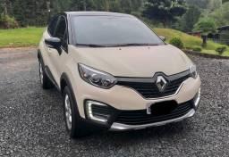 Renault  Captur 1.6 16v ZEN automático 2018