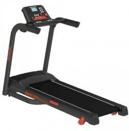 Esteira Eletrotônica Athletic Racer 16km/h + Sensor de Pulso