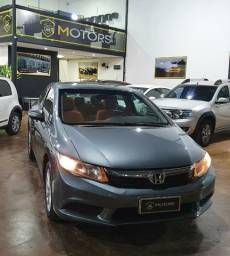 Honda Civic LXL automático (padle shift)