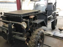Jeep para trilha