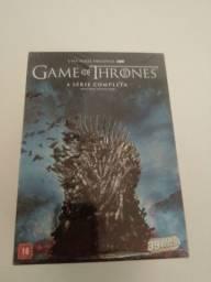 Box Dvd Coleção Game of Thrones - A Série Completa - 39 discos
