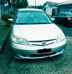 Honda Civic VTEC 2005 contato
