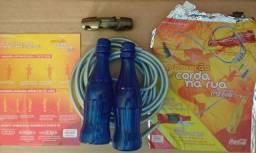 Pula Corda - Coca Cola - Garrafinha Azul