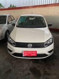VW Volkswagen Gol 1.0 Branco 2019 Completo