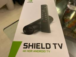 Nvidia Shield TV Stick HDR 4K, Zero e Lacrado, Versão 2019, Android TV, Tegra X1+