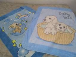 Cobertor para menino