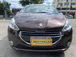 Peugeot 2015 1.6 208 Griffe + 39.000 km + GNV !!!!
