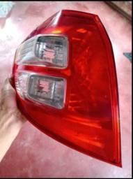 Lanterna traseira Honda Fit 2009