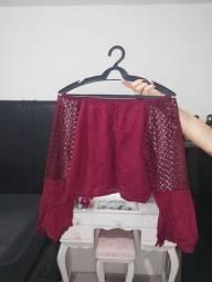 Título do anúncio: Blusa Ciganinha
