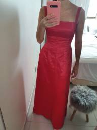 Título do anúncio: Clássico vestido de festa estilo M rodart