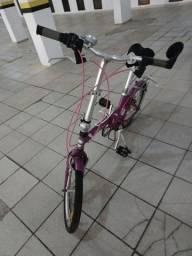 Bicicleta Blitz dobravel aro 20
