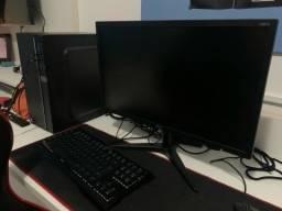 Monitor AOC 21,5 FULL HD 22B1H com conexão HDMI e Base Ajustável