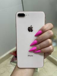 iPhone 8 Plus usado, ótimo estado