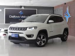 Jeep Compass Longitude 2.0 Flex Aut 2018 32.000Km Única dona